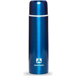Термос 1 л Арктика синий с узким горлом 102-1000