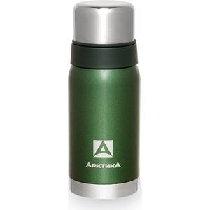 Термос 0.5 л Арктика зелёный с узким горлом (американский дизайн) 106-500 термос арктика с узким горлом американский дизайн 106 900 черный 0 9 л 1224305
