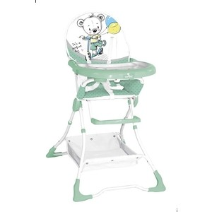 Стульчик для кормления Lorelli Bonbon Зеленый / Green Perfect Day 1827