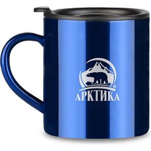 Термокружка 0.3 л Арктика синяя 802-300 термокружка 0 3 л арктика кофейная 802 300