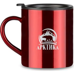 Термокружка 0.45 л Арктика красная 802-450 термокружка 0 3 л арктика кофейная 802 300