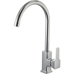 Смеситель для кухни Lemark Basis (LM3605C) смеситель для кухни vidima уно с литым поворотным изливом ba241aa