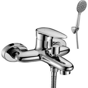 Смеситель для ванны Lemark Status с аксессуарами (LM4402C)  lemark status lm4402c для ванны с душем