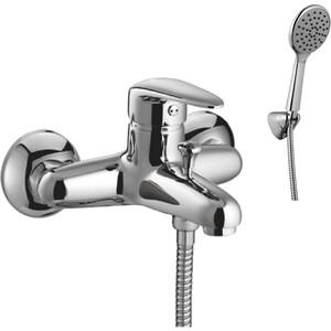 Смеситель для ванны Lemark Pramen с аксессуарами (LM3302C) смеситель для ванны lemark plus advance с коротким изливом с аксессуарами lm1202c