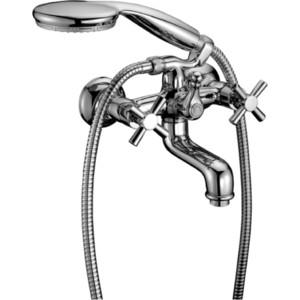 Смеситель для ванны Lemark Neo с аксессуарами (LM2202C) смеситель для ванны lemark plus advance с коротким изливом с аксессуарами lm1202c