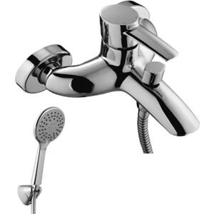 все цены на  Смеситель для ванны Lemark Atlantiss с аксессуарами (LM3202C)  в интернете