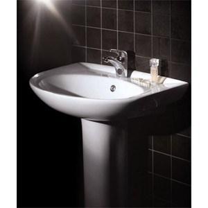 Раковина SANITA LUXE Classic lux 48.5x64.5 см