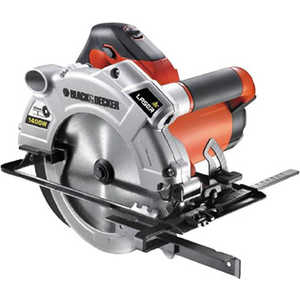 Пила дисковая Black-Decker KS 1400L