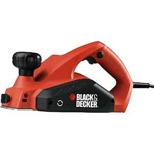 Электрорубанок Black+Decker KW 712
