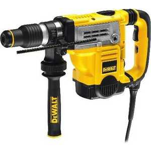 Перфоратор SDS-Max DeWALT D 25601 K перфоратор hammerflex prt650a с бурами подарок пика