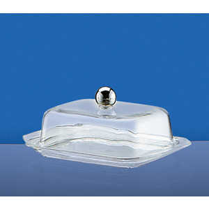 Маслёнка Cilio 18.5х13 см (акрил) 150186 cilio david 420135