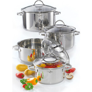 Набор посуды Kuchenprofi Siena 23 8000 28 04 сенсорная панель agp3300 t1 d24 agp3300 l1 d24 agp3301 l1 d24 90days shenfa agp3300 t1 d24