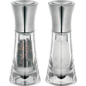 Набор мельниц для перца и соли Kuchenprofi H 13 см 30 4415 38 00 weber набор мельниц для соли и перца черные 17093 weber