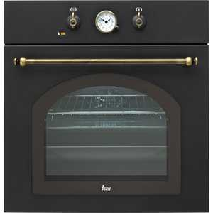 Электрический духовой шкаф Teka HR 550 anthracite встраиваемый электрический духовой шкаф teka hr 650 white cream