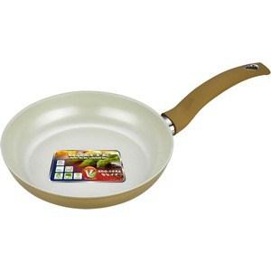 Сковорода Vitesse с керамическим покрытием VS-2237 набор посуды korkmaz serena c керамическим покрытием цвет бежевый 3 предмета