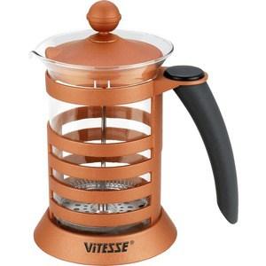 Френч-пресс Vitesse VS-2607 кофеварка френч пресс vitesse с мерной ложкой 350 мл vs 2611