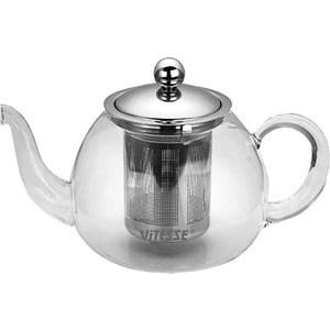 Заварочный чайник Vitesse VS-1673 заварочный чайник vitesse 0 75 л vs 8328