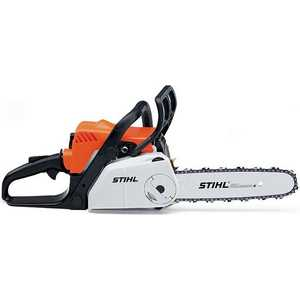 Бензопила Stihl MS 180 C-BE 35см цепь 63PD3