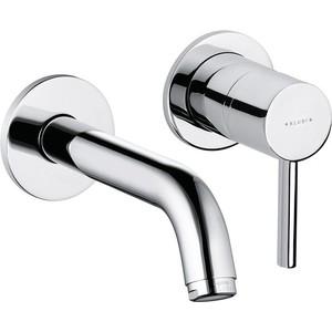 Смеситель для раковины Kludi Bozz настенный для 38243 (382440576) смеситель для ванны хром kludi 388120538