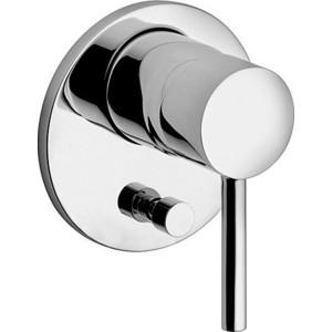 Смеситель для ванны Kludi Bozz (387160576) смеситель для ванны serra