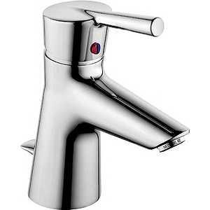 Смеситель для раковины Kludi Kido с донным клапаном 1 1/4 (391250575) смеситель для кухни kludi logo neo 379130575