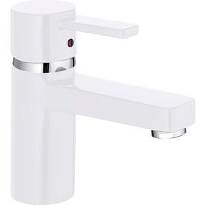Смеситель для раковины Kludi Zenta белый (382519175) смеситель для ванны kludi zenta белый 386509175