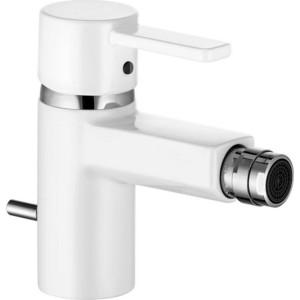 Смеситель для биде Kludi Zenta белый (385309175) смеситель для ванны kludi zenta белый 386509175
