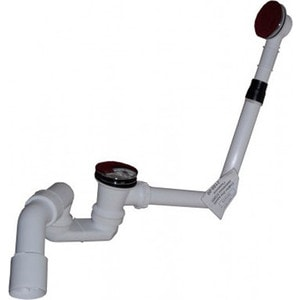 Слив-перелив Viega 6177.45 для ванны автомат с нажимным клапаном (572853)