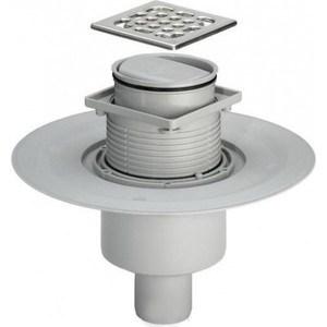 Трап Viega 4936.3 с сухим отводом вертиткальный отвод (583224)