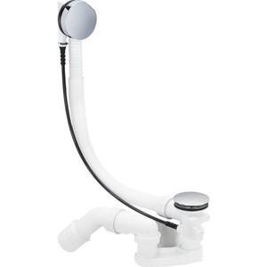 Фотография товара слив-перелив Viega Simplex 6168.45 для нестандартной ванны автомат хром (595678)/6168.46 (99068)