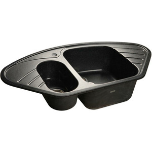 Купить Мойка Кухонная Granfest Gf-C960E Черная