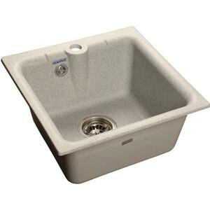 Мойка кухонная GranFest гранит 420x420 (Gf-P420 серая)