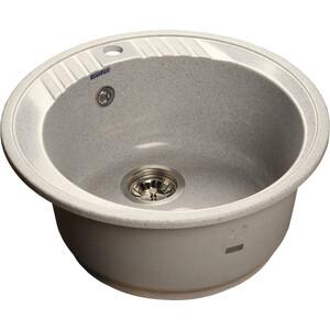 Мойка кухонная GranFest гранит D520 (Gf-R520 серая) цена