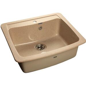Мойка кухонная GranFest гранит 605x510 (Gf-S605 песок) gf go7400 b
