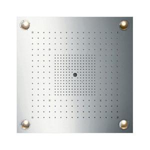 Верхний душ Axor Starck showercollection heaven 720х720 мм с подсветкой (10627800)
