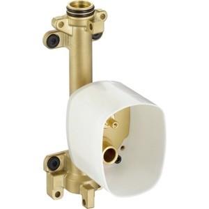 Смеситель для душа Axor Starck showercollection внутренняя часть ручного душа с вентилем (10650180)  мыльница axor starck 40833000
