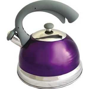 Чайник TimA 2.5 л фиолетовый K-24 мантоварка катунь кт 243м 24 см 4 5 л нержавеющая сталь