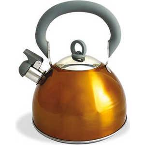 Чайник TimA 2.5 л золотой K-25