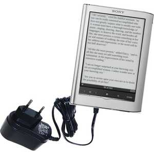 Sony Charger For Reader Touch Edition
